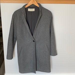 Zara Wool grey coat